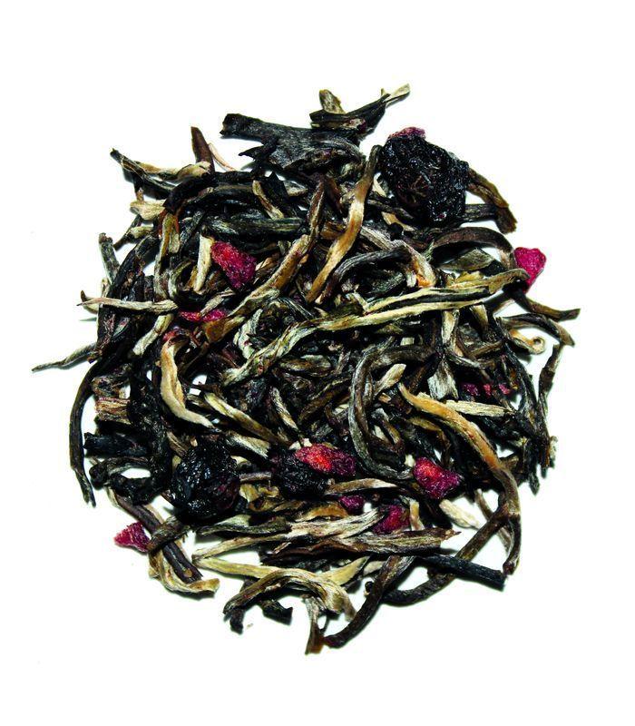 белый листовой чай
